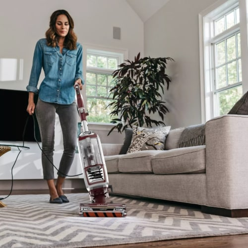 Shark ZU881® DuoClean with Self-Cleaning Brushroll Powered Lift-Away Vacuum Perspective: back