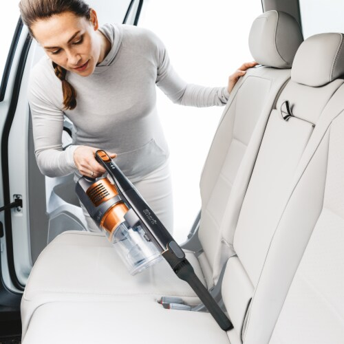 Shark® Impact Pro Cordless Vacuum with Zero-M Perspective: back
