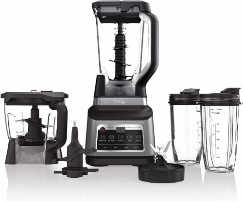 Ninja® Professional Plus Kitchen System with Auto-iQ Perspective: back