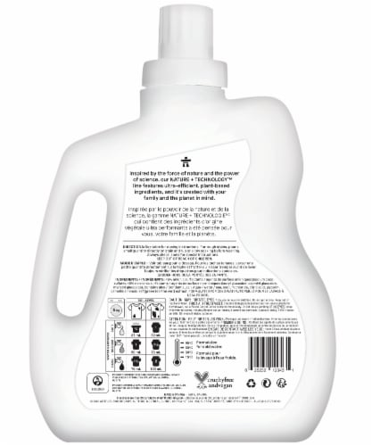 Attitude Laundry Detergent Perspective: back