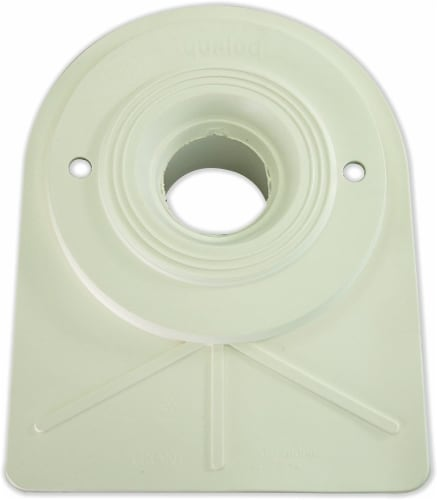 Aqualoq Masterseal Gasket Universal Toilet Seal for Secure Watertight Protection Perspective: back