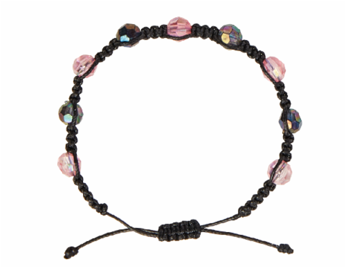 Modern Wonder Shamballa Bracelet - Large Perspective: back