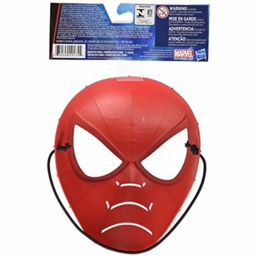 Marvel Basic Mask - Spiderman Perspective: back