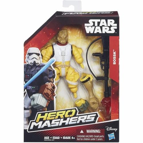 Star Wars Hero Mashers Figure - Bossk Perspective: back