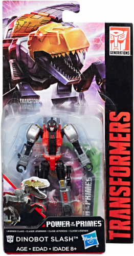 Hasbro Transformers: Generations Power of the Primes Legends Action Figure - Assorted Perspective: back