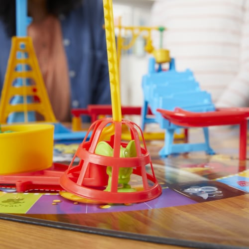 Hasbro Mouse Trap Board Game Perspective: back