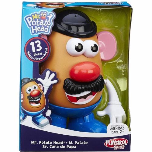 Playskool Mr. Potato Head Playset Perspective: back