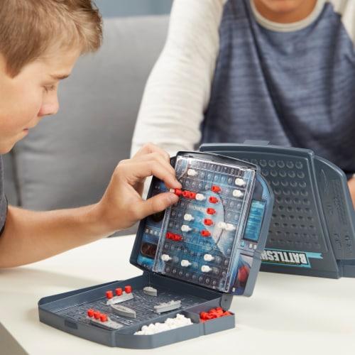 Hasbro Battleship Board Game Perspective: back