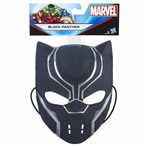 Marvel Classic Mask - Black Panther Perspective: back