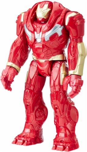 Hasbro Marvel Infinity War Titan Hero Series Hulkbuster with Titan Hero Power FX Port Perspective: back