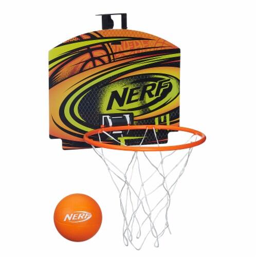 Nerf Sports Nerfoop - Orange Perspective: back
