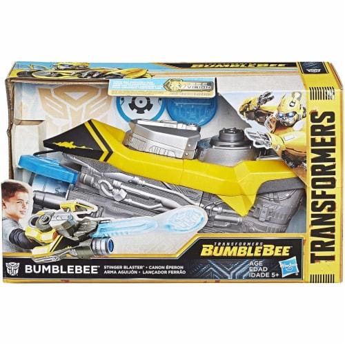 Transformers: Bumblebee - Bumblebee Stinger Blaster Perspective: back