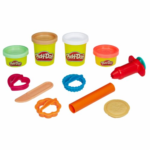 Hasbro Play-Doh Kitchen Creations Cookie Jar Perspective: back