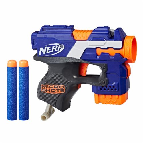 Nerf N-Strike Elite MicroShots Stryfe Series 2 Blaster Perspective: back