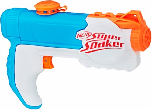 Nerf Super Soaker Piranha Blaster Perspective: back