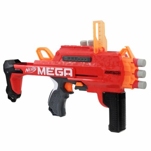 Nerf N-Strike Mega AccuStrike Bulldog Blaster Perspective: back