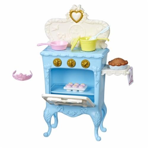 Hasbro Disney Princess Royal Kitchen Playset Perspective: back