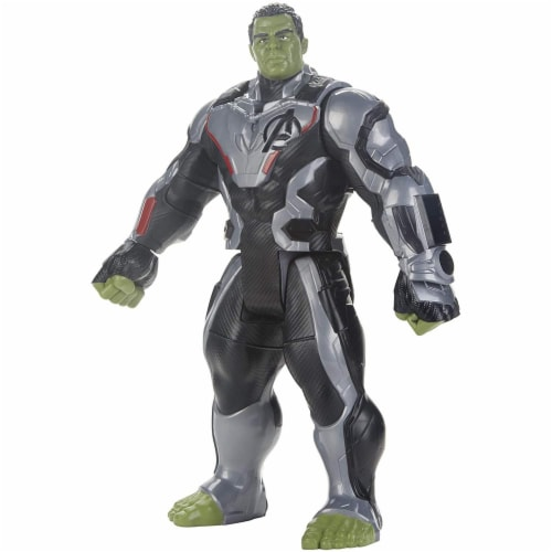Avengers Marvel Endgame Titan Hero Hulk Perspective: back