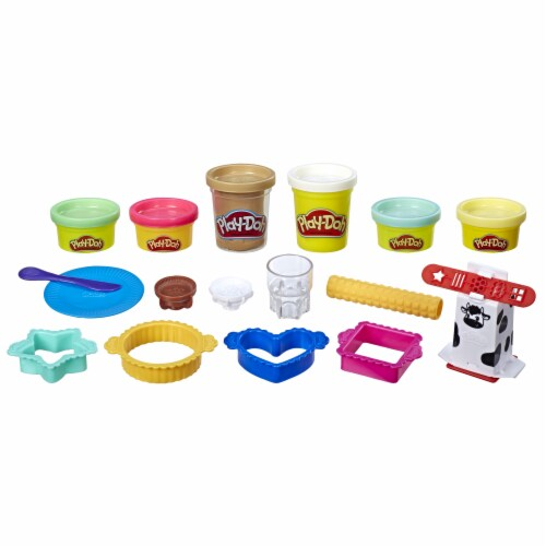 Fred Meyer Play Doh Kitchen Creations Milk N Cookies Set 1 Ct