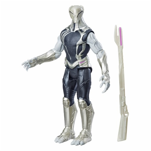 Hasbro Marvel Avengers Chitauri Action Figure and Accessory Perspective: back