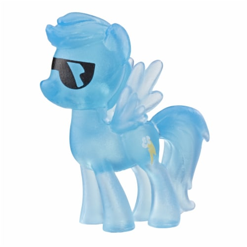 Hasbro My Little Pony Rainbow Dash Toy Perspective: back