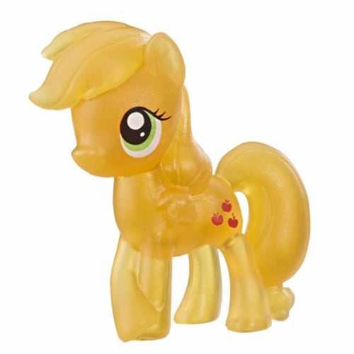Hasbro My Little Pony Applejack Toy Perspective: back