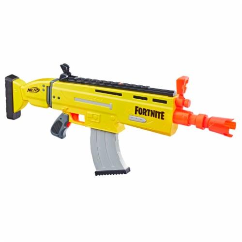 Nerf Fortnite AR-L Elite Dart Blaster Perspective: back