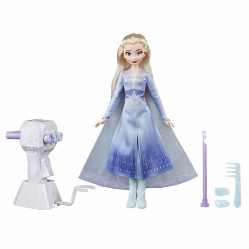 Hasbro Disney Frozen 2 Sister Styles Fashion Doll - Assorted Perspective: back