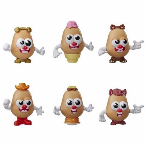 Mr. Potato Head Tots Surprise Figures Blind Bag Perspective: back