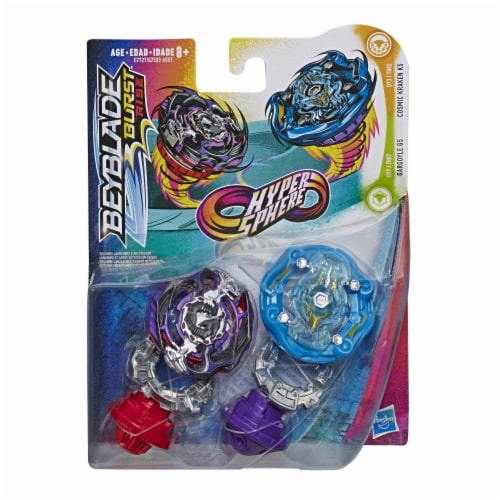 Hasbro Beyblade Burst Rise Hypersphere Playset - Assorted Perspective: back