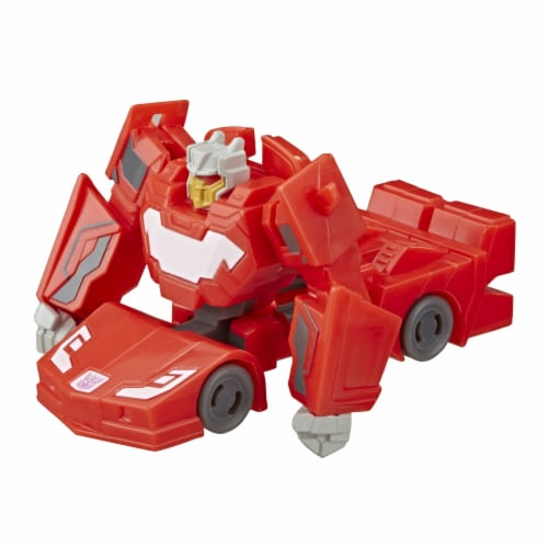 Hasbro Transformers DeadEnd Cyberverse Adventures Action Figure Perspective: back
