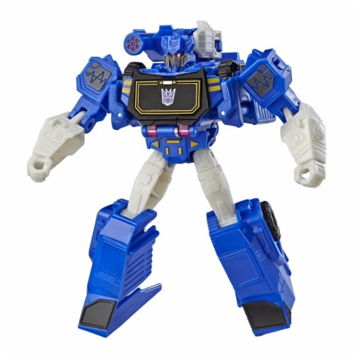 Transformers Cyberverse Warrior Assorted Action Figure Toys Perspective: back