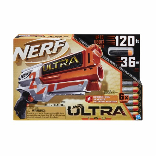 Nerf Ultra Two Blaster Perspective: back