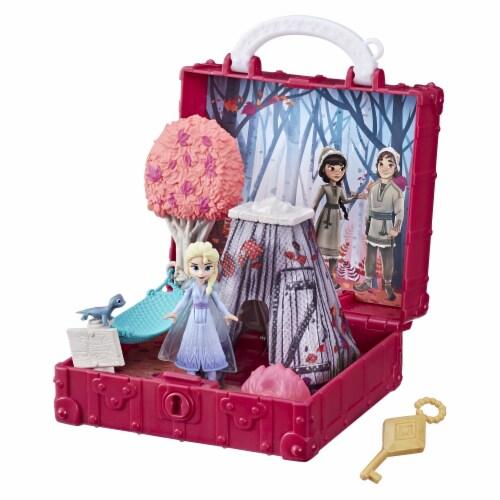 hasbro Disney Frozen 2 Pop Adventures Enchanted Forest Playset Perspective: back