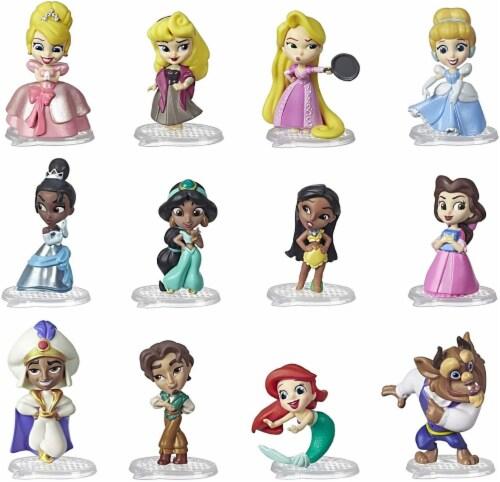 Hasbro Disney Princess Comics 2 Inch Collectible Dolls Perspective: back