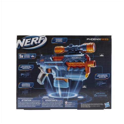 Nerf Elite 2.0 Phoenix CS-6 Motorized Blaster Perspective: back