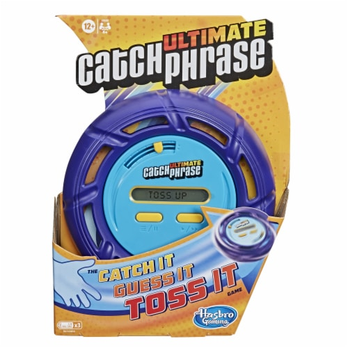 Hasbro Gaming Ultimate Catch Phrase Game Perspective: back