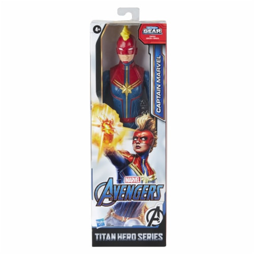 Hasbro Marvel Avengers Titan Hero Series Super Hero Action Figures - Assorted Perspective: back
