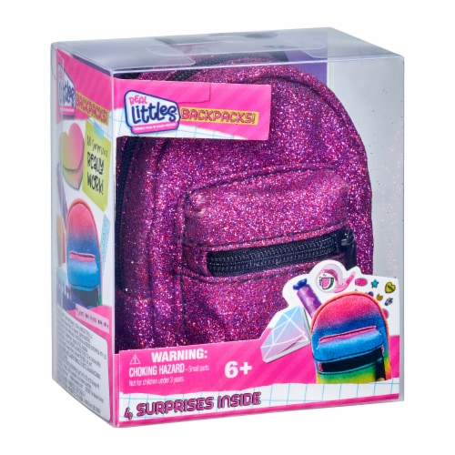 Real Littles Backpack - Assorted Perspective: back