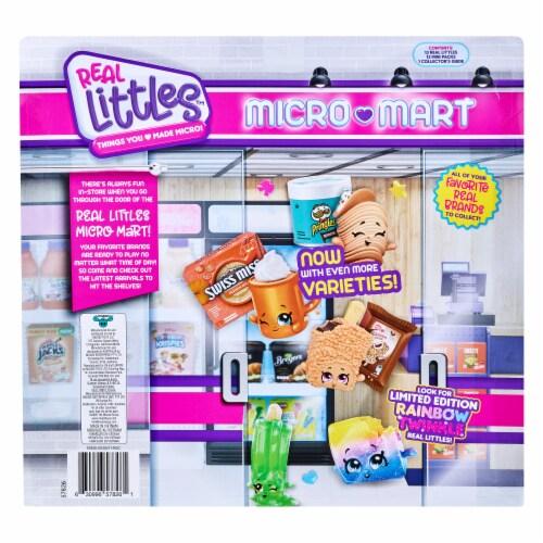 Real Littles™ Micro-Mart Mega Pack Perspective: back