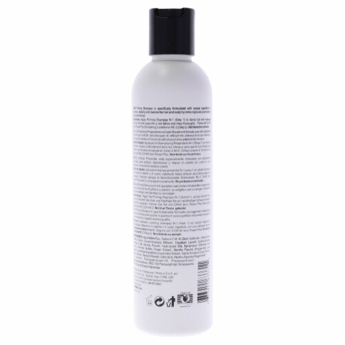 CHI 44 Ionic Power Plus N1 Priming Shampoo 8.4 oz Perspective: back