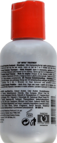 CHI Infra Treatment Conditioner Perspective: back