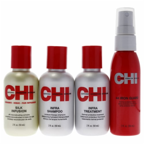 CHI Hair Care Travel Set Perspective: back