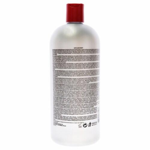CHI Clean Start Clarifying Shampoo for Unisex - 32 oz Shampoo Perspective: back