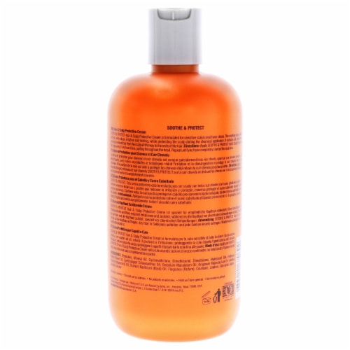 CHI Deep Brilliance Soothe Protect Cream 12 oz Perspective: back