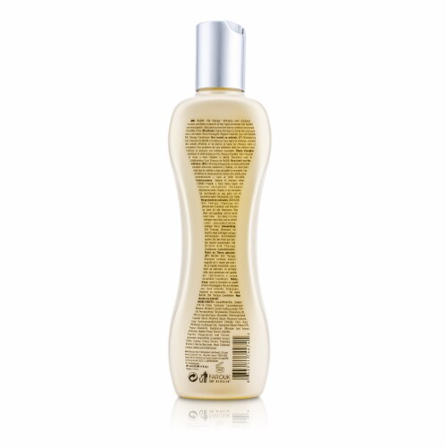 BioSilk Silk Therapy Shampoo 207ml/7oz Perspective: back