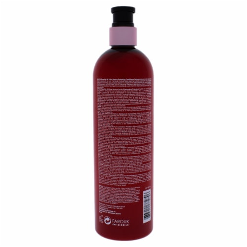 Rose Hip Oil Color Nurture Protecting Conditioner by CHI for Unisex - 25 oz Conditioner Perspective: back