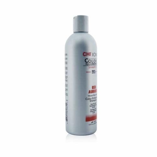 CHI Ionic Color Illuminate  Red Auburn Shampoo 12 oz Perspective: back