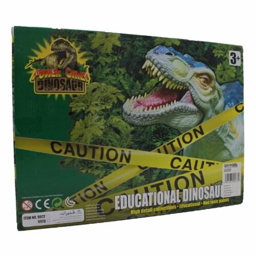 Extinct World Dinosaur Playset 4 Pack, Style B Perspective: back