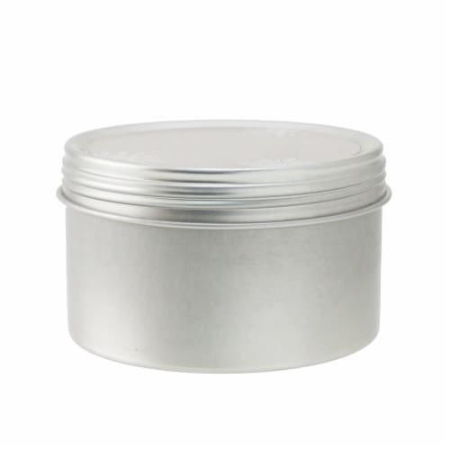Thymes Aromatic Candle (Travel Tin)  Hot Cocoa Milk Poured 70g/2.5oz Perspective: back
